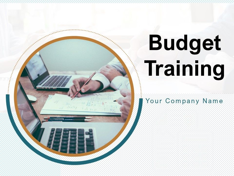 Budget Training Assessment Objectives Investment Measurement