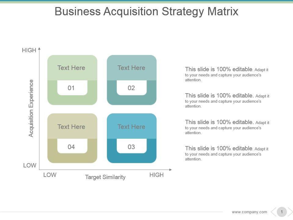 Business_acquisition_strategy_matrix_powerpoint_images_Slide01.  Business_acquisition_strategy_matrix_powerpoint_images_Slide02