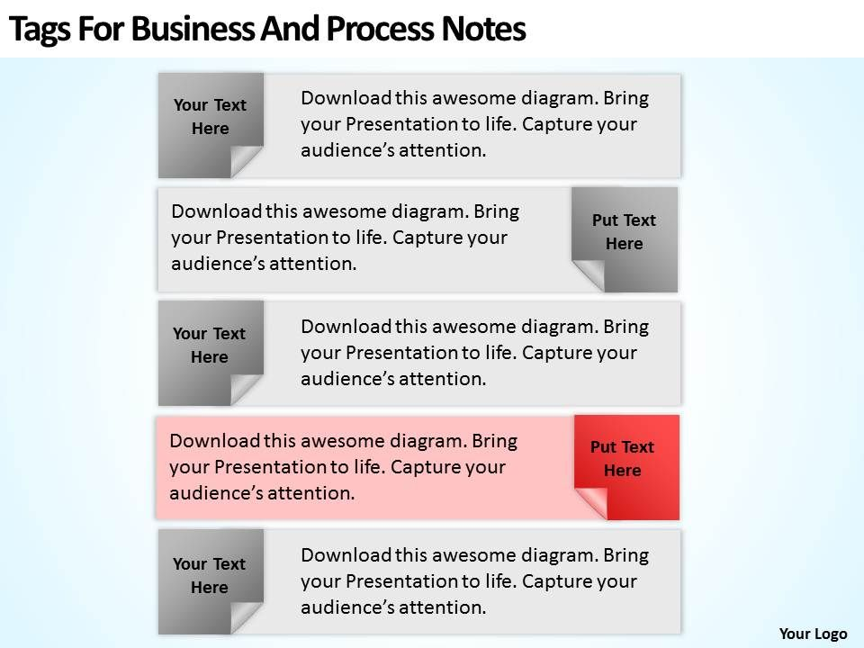 Business Activity Diagram Tags For And Process Notes ...
