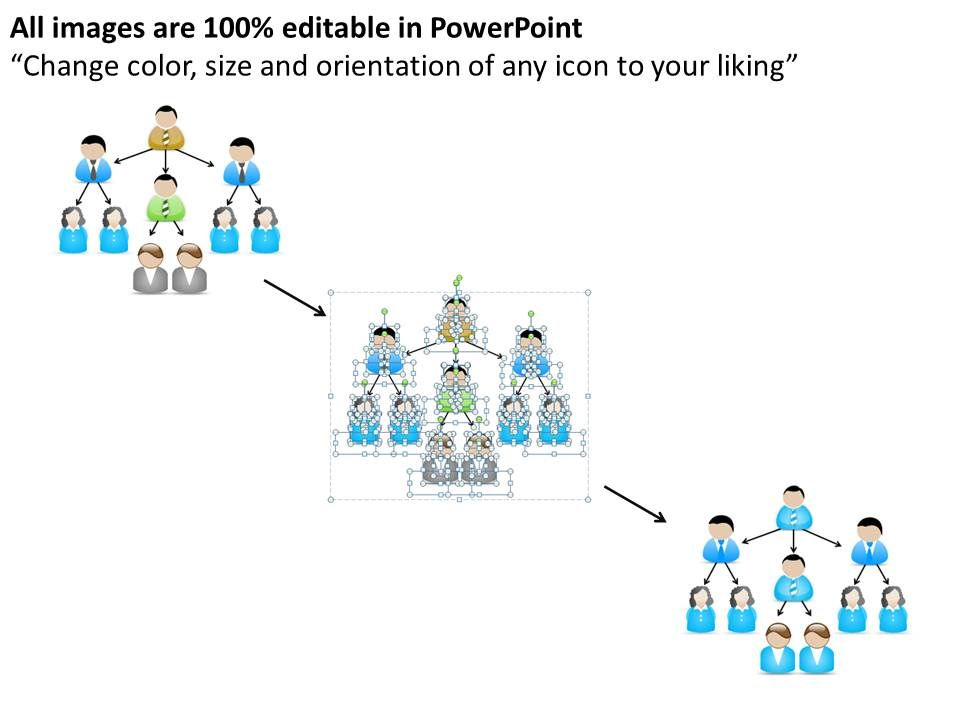 business analyst diagrams organizational chart social network, Presentation templates