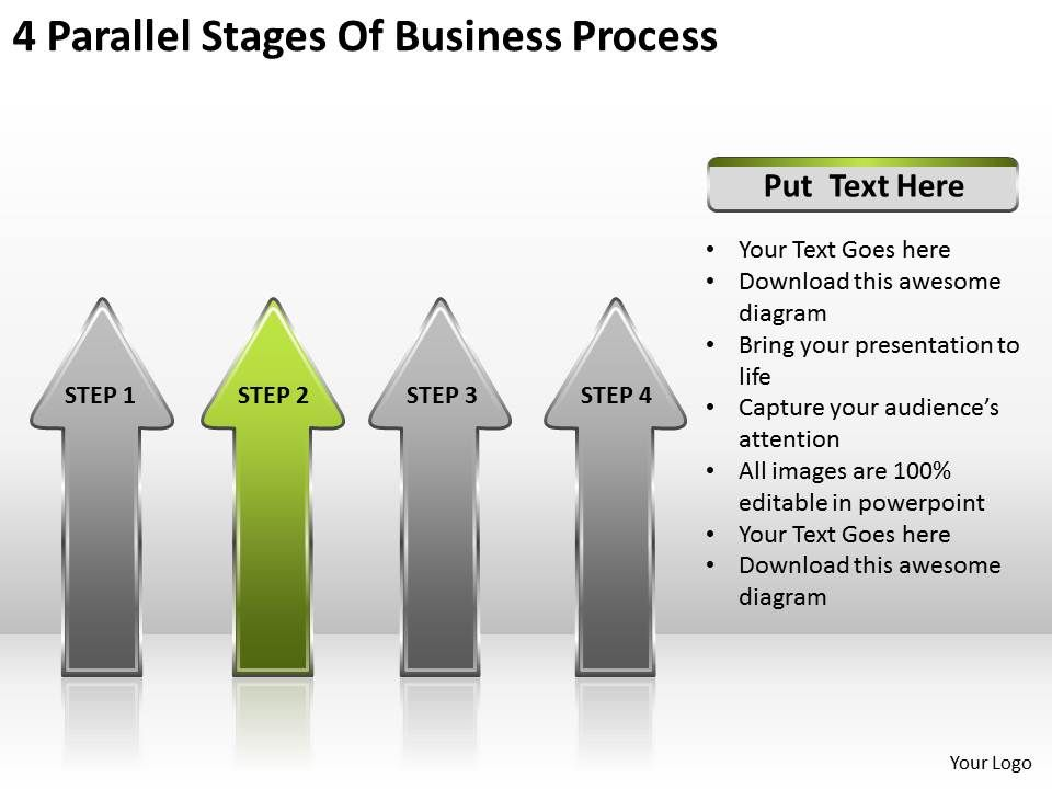 Business Architecture Diagrams Of Process Powerpoint Templates PPT Background