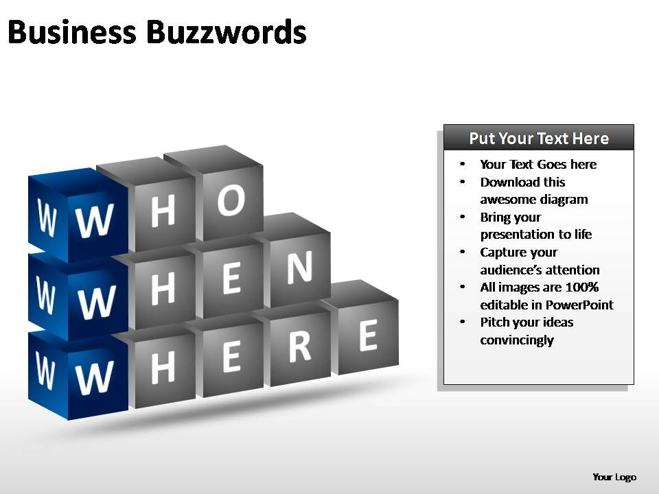 business buzzwords powerpoint presentation slides the buzz on buzzwords for 2015 isd global