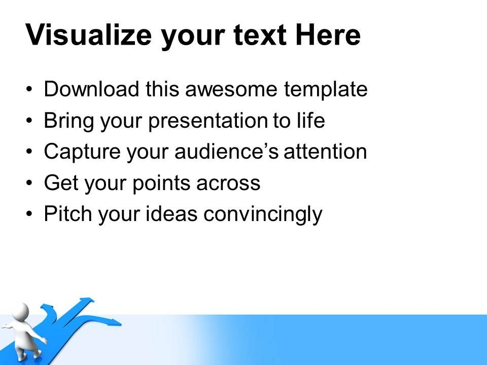 business case presentation templates make your choice chart ppt powerpoint
