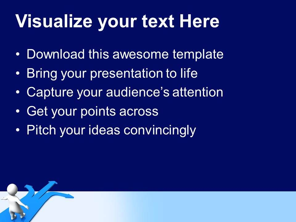business case presentation templates make your choice chart ppt