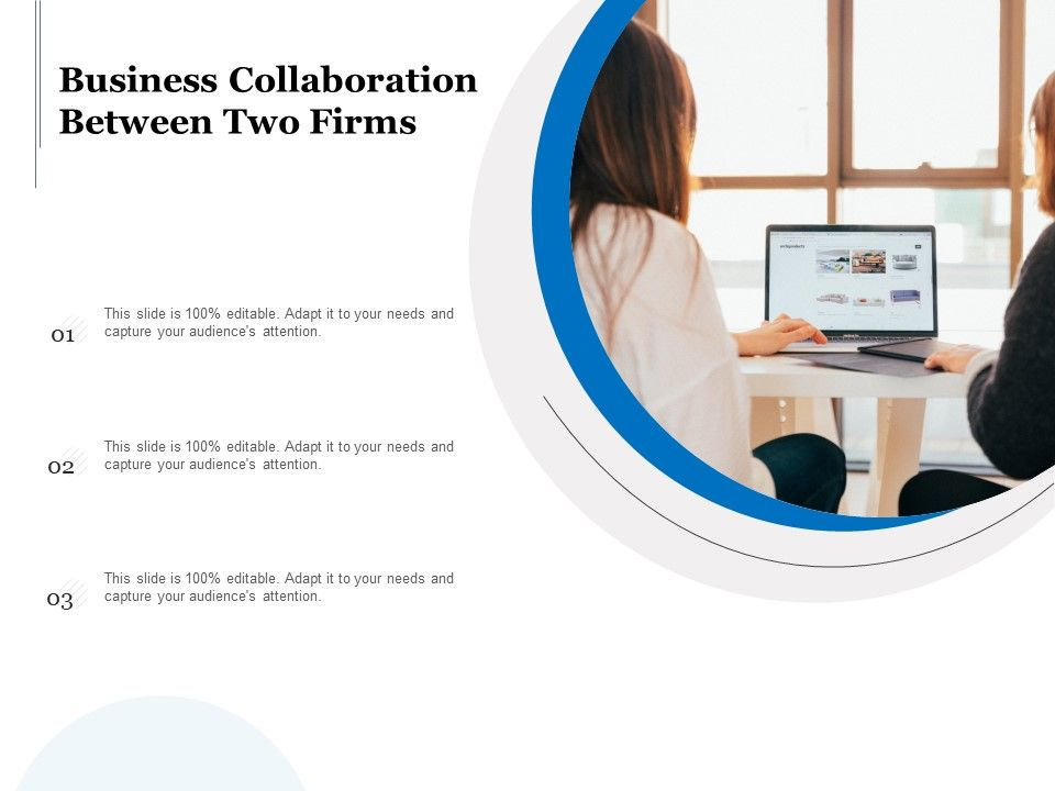 Business Collaboration Between Two Firms