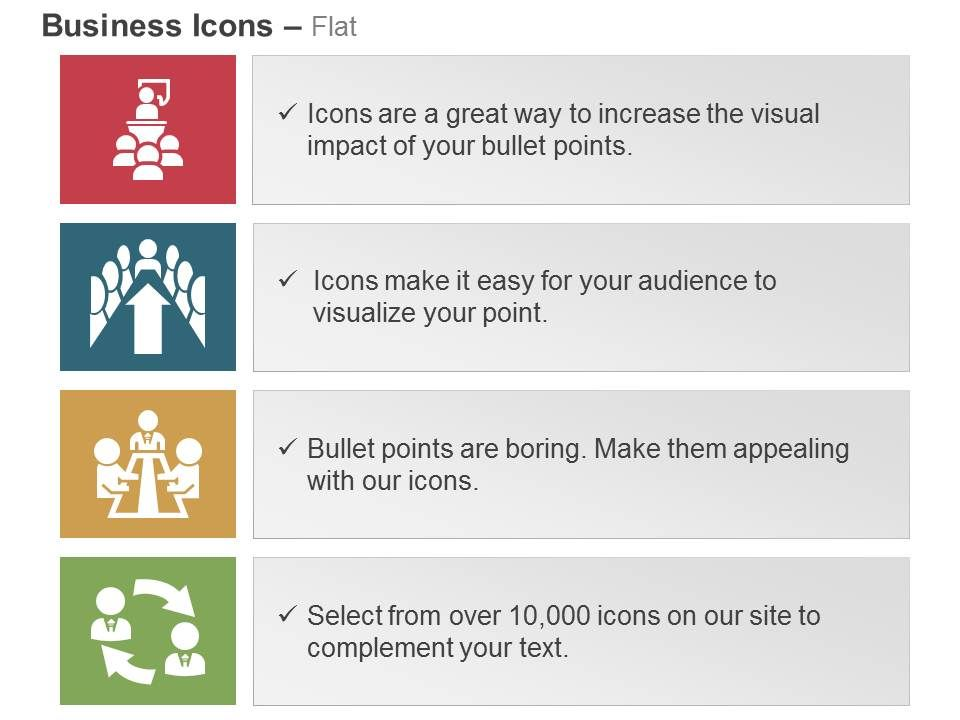business conference meeting agenda discussion sharing ppt icons, Modern powerpoint