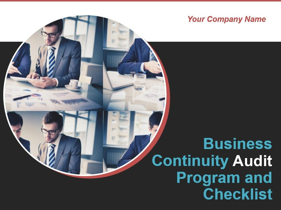 Business continuity audit program and checklist powerpoint businesscontinuityauditprogramandchecklistpowerpointpresentationslidesslide01 accmission Images