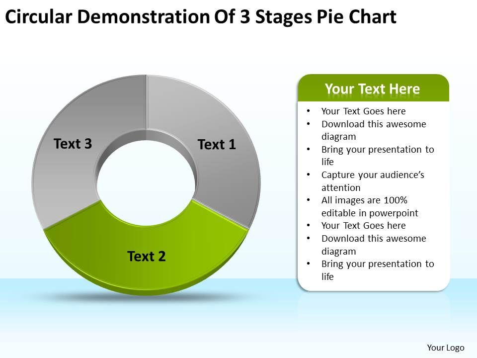 business_diagram_examples_circular_demonstration_of_3_stages_pie_chart_powerpoint_slides_Slide03