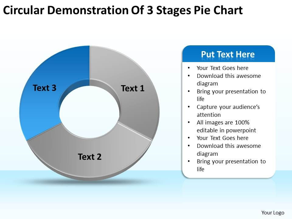 business_diagram_examples_circular_demonstration_of_3_stages_pie_chart_powerpoint_slides_Slide04