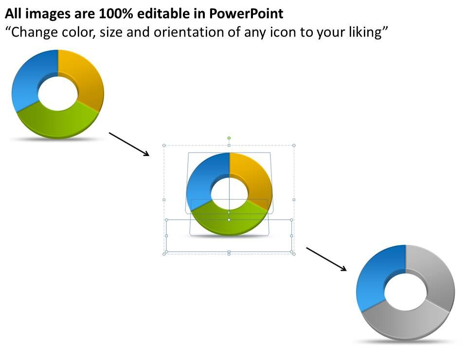 business_diagram_examples_circular_demonstration_of_3_stages_pie_chart_powerpoint_slides_Slide05