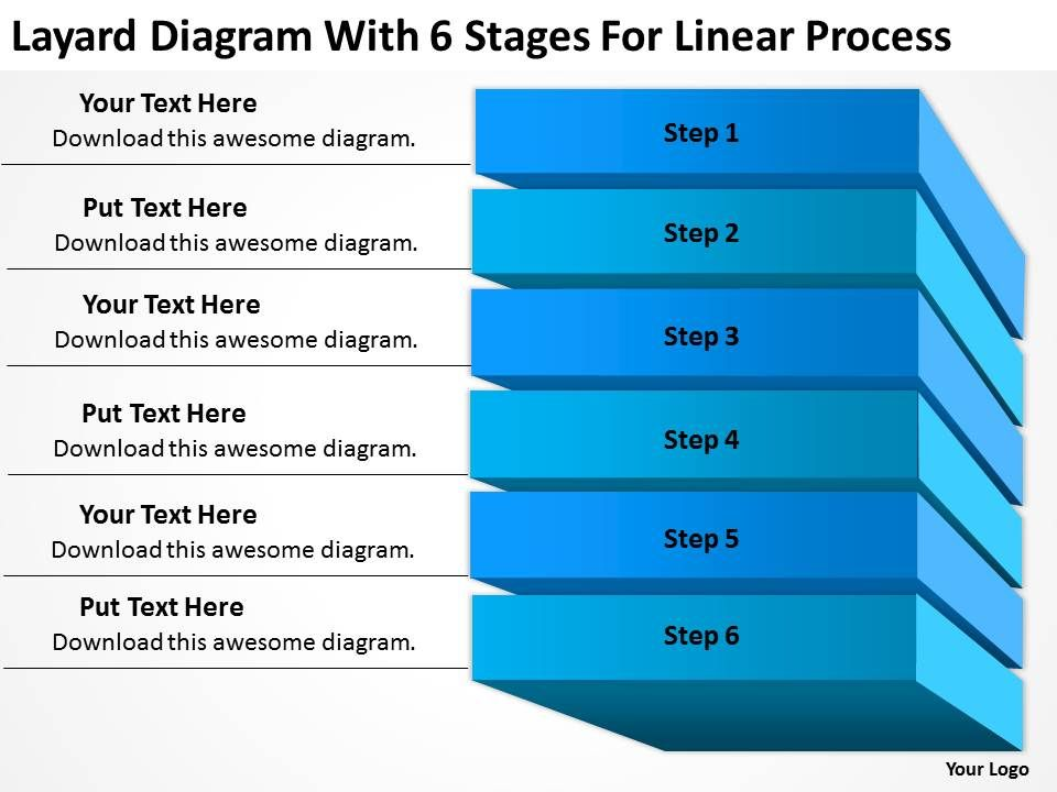 business_entity_diagram_6_stages_for_linear_process_powerpoint_templates_ppt_backgrounds_slides_Slide01