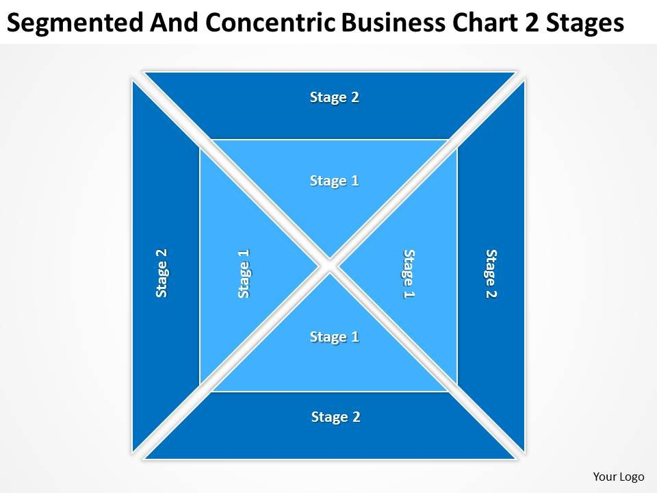 business_entity_diagram_segmented_and_concentric_chart_2_stages_powerpoint_templates_Slide01