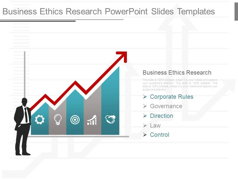 business ethics research powerpoint slides templates powerpoint