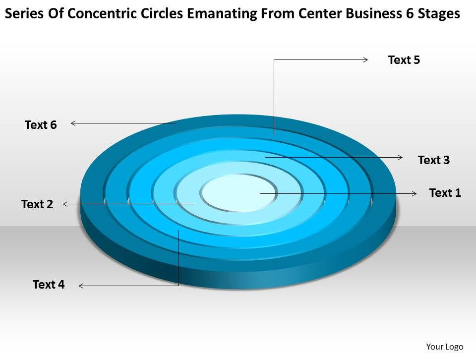 business_flow_charts_circles_emanating_from_center_6_stages_powerpoint_templates_Slide01