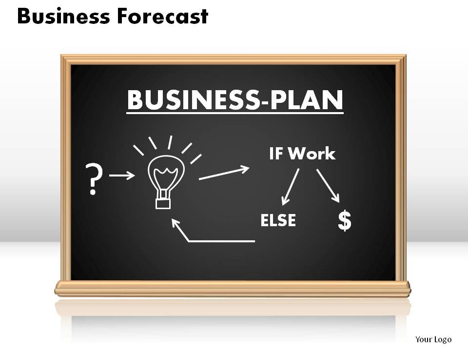 Business Forecast Powerpoint Presentation Slides  Powerpoint