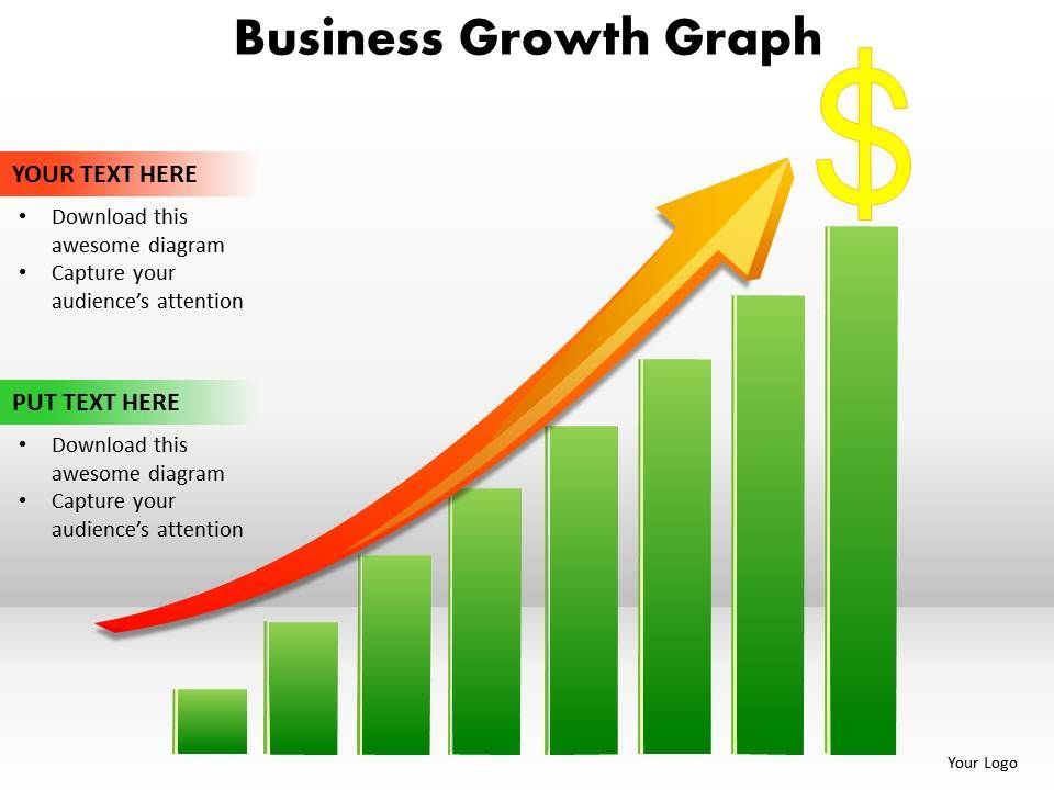 Business growth graph bar chart with arrow going up and dollar sign businessgrowthgraphbarchartwitharrowgoingupanddollarsignpowerpointtemplates0712slide01 ccuart Gallery