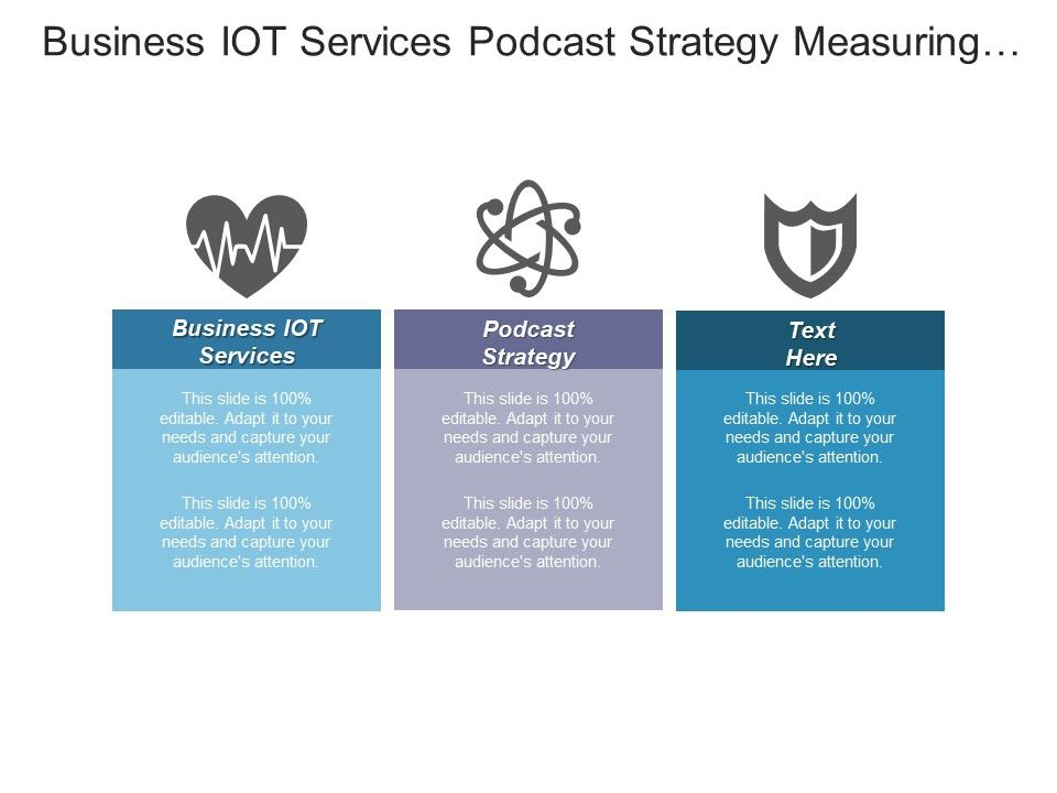 Business Iot Services Podcast Strategy Measuring Marketing