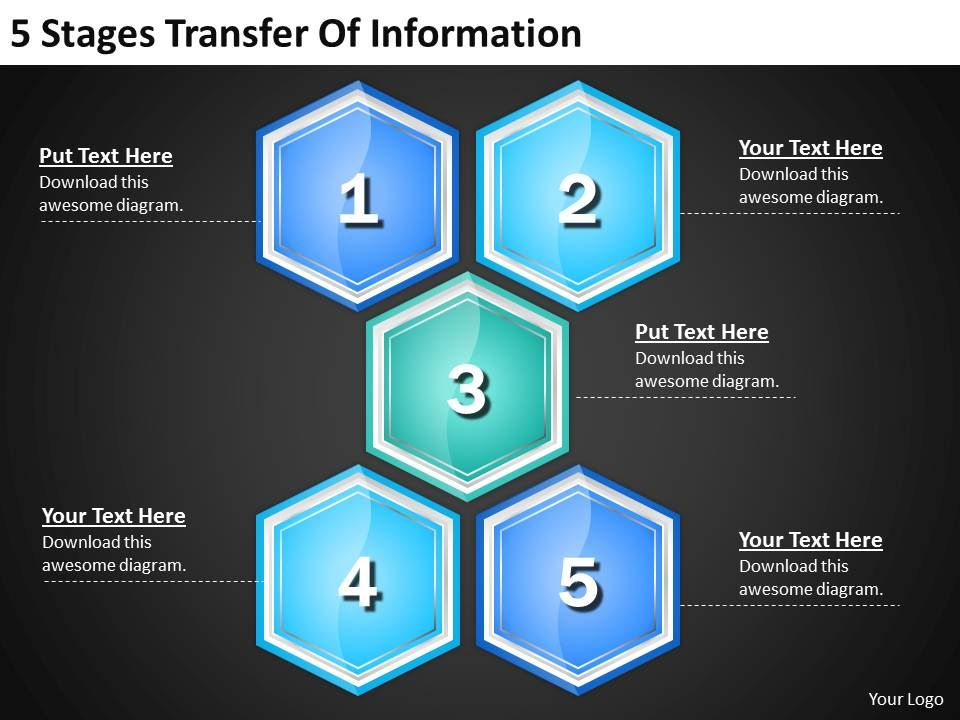 business_management_consultant_5_stages_transfer_of_information_powerpoint_templates_ppt_backgrounds_slides_Slide01