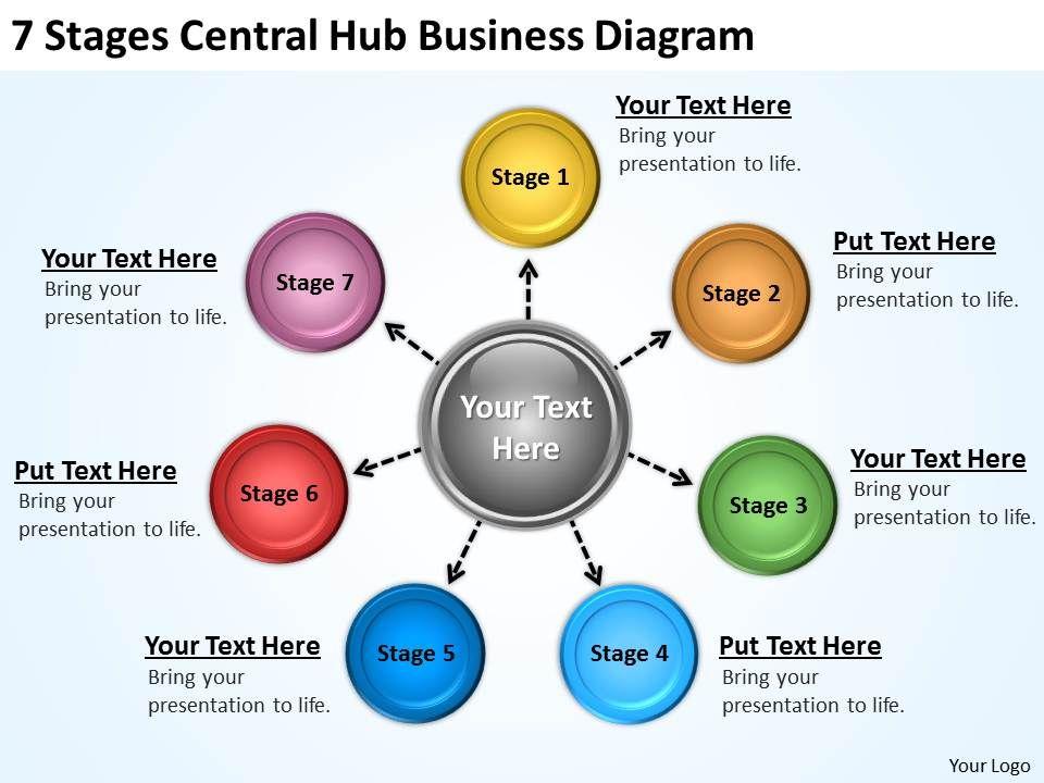 business_management_consultant_hub_diagram_powerpoint_templates_ppt_backgrounds_for_slides_0523_Slide01