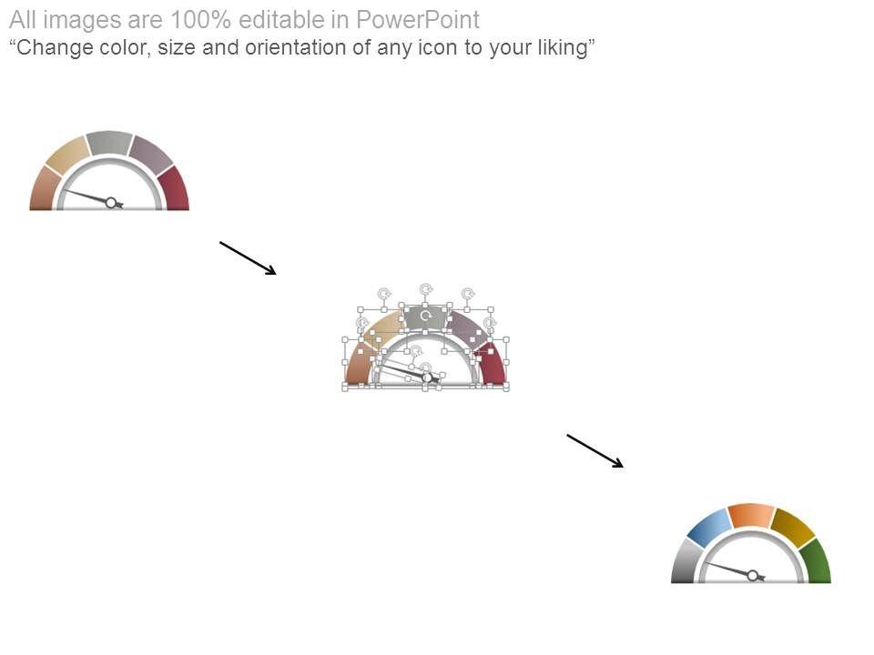 business metrics dashboard diagram powerpoint templates