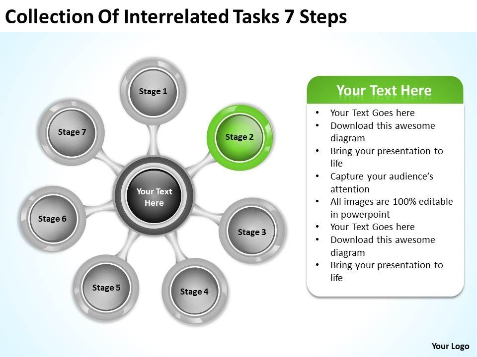 Business model diagram collection of interrelated tasks 7 steps businessmodeldiagramcollectionofinterrelatedtasks7stepspowerpointtemplatesslide04 toneelgroepblik Image collections