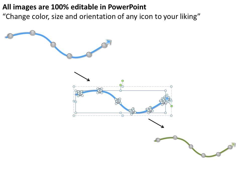 Business organizational chart template graph powerpoint for Self esteem powerpoint templates