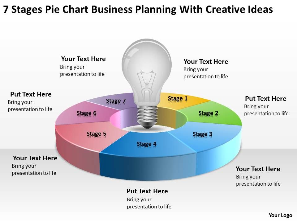 business_organizational_chart_template_planning_with_creative_ideas_powerpoint_templates_Slide01