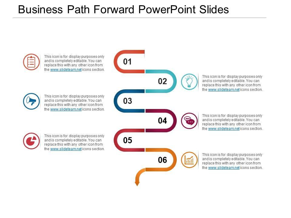 business_path_forward_powerpoint_slides_Slide01
