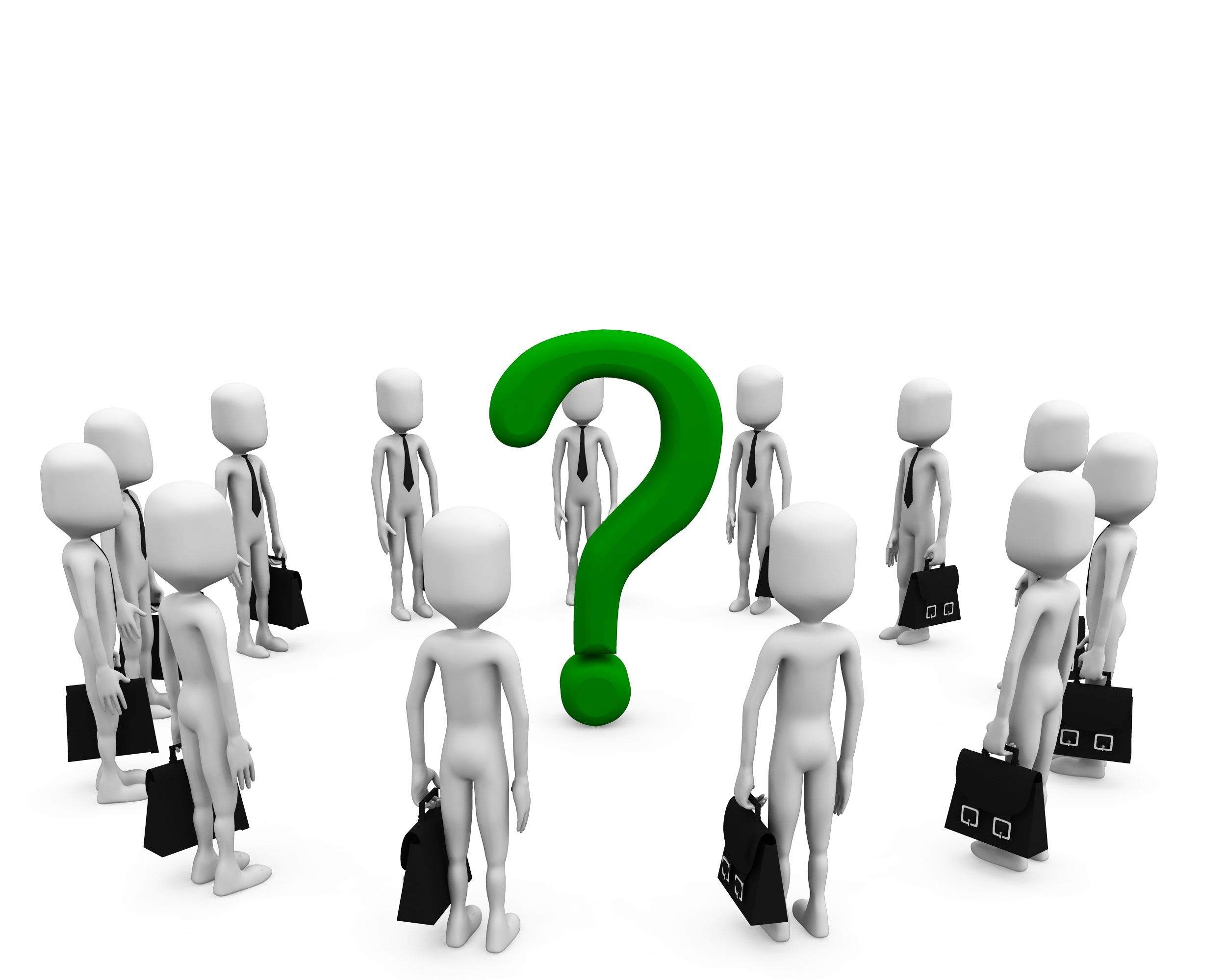 business_peoples_in_circle_and_question_mark_in_middle_stock_photo_Slide01