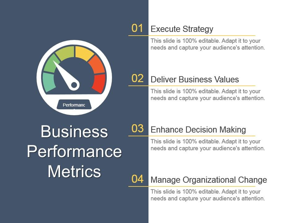 Business performance metrics powerpoint ideas powerpoint businessperformancemetricspowerpointideasslide01 businessperformancemetricspowerpointideasslide02 friedricerecipe Gallery