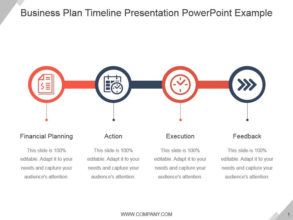 6752175 style linear single 4 piece powerpoint presentation diagram