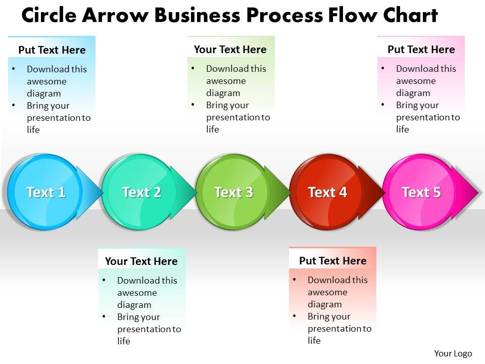 business_powerpoint_templates_circle_arrow_process_flow_chart_sales_ppt_slides_Slide01