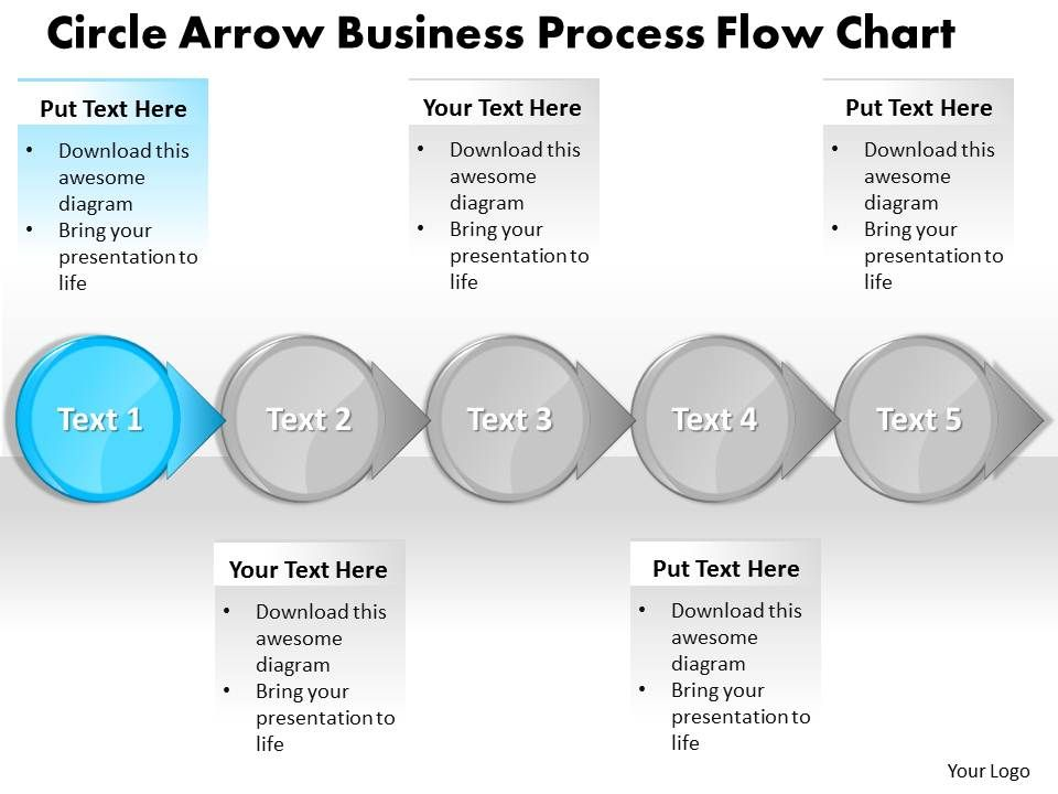 business_powerpoint_templates_circle_arrow_process_flow_chart_sales_ppt_slides_Slide02