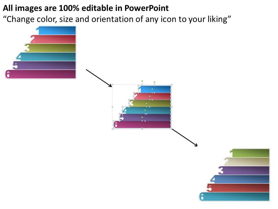 Business Powerpoint Templates List Of Textboxes Sales Ppt