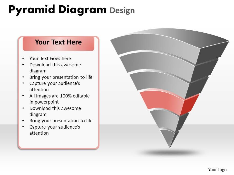Business Powerpoint Templates Pyramid Diagram Design Sales Ppt