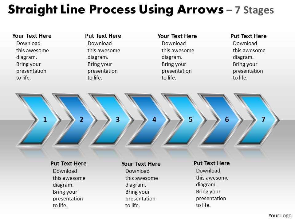 business_powerpoint_templates_straight_line_process_using_arrows_7_stages_sales_ppt_slides_Slide01