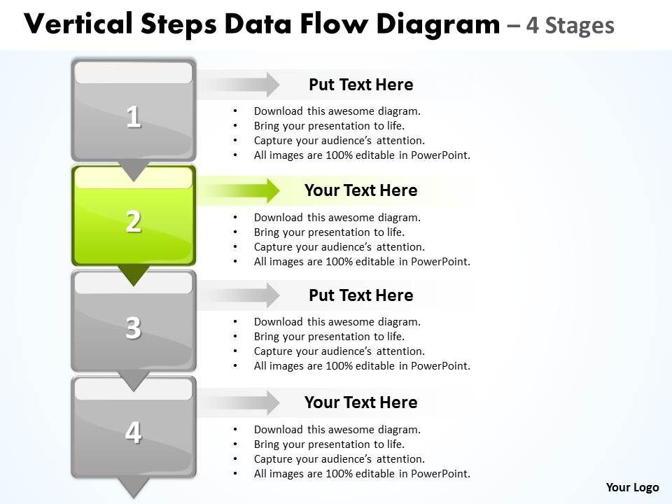 Business powerpoint templates vertical steps data flow diagram sales businesspowerpointtemplatesverticalstepsdataflowdiagramsalespptslidesslide03 ccuart Choice Image