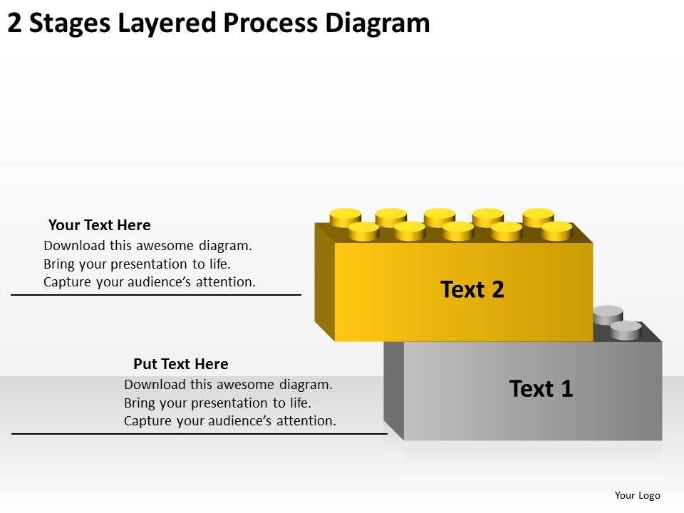 Business Process Diagram Symbols Powerpoint Templates Ppt