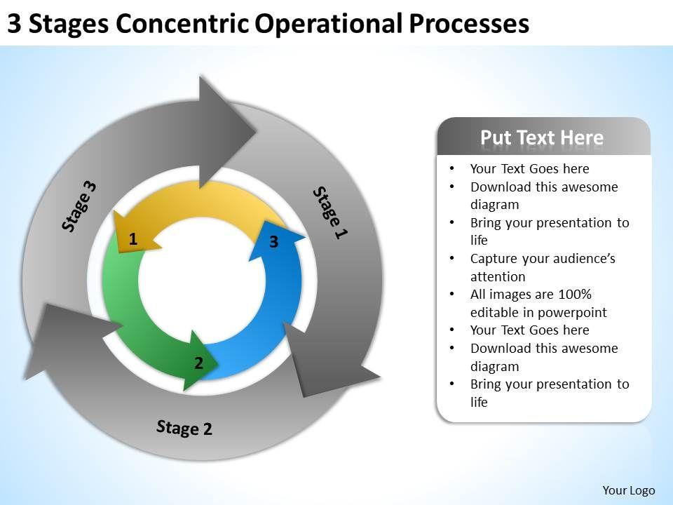 Business Process Diagram Symbols Processes Powerpoint