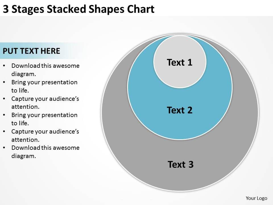 Business Process Diagram Symbols Shapes Chart Powerpoint