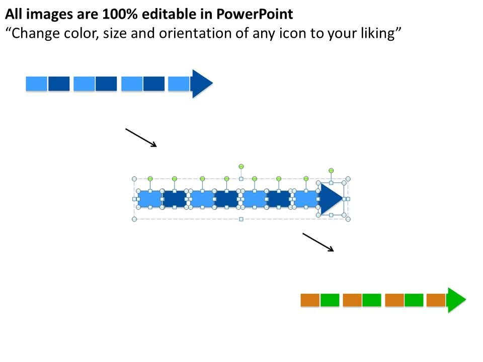 Business Process Diagrams For Marketing Strategy Powerpoint