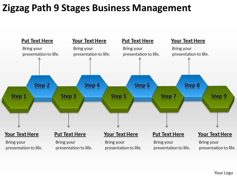 business process flow chart example management powerpoint templates ppt backgrounds for slides