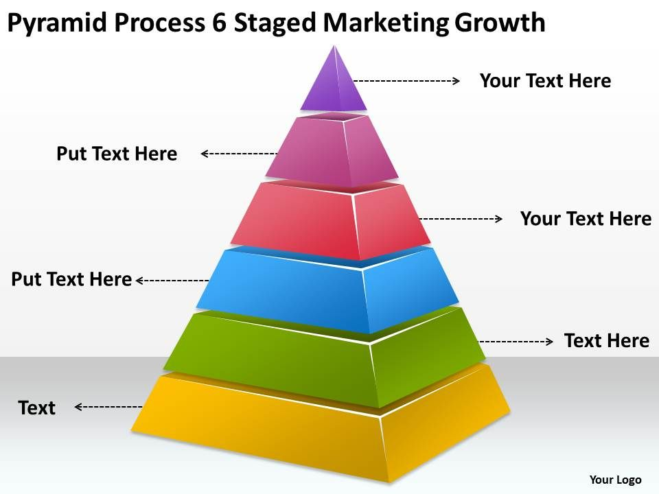 _process_flow_chart_staged_marketing_growth_powerpoint_templates ...