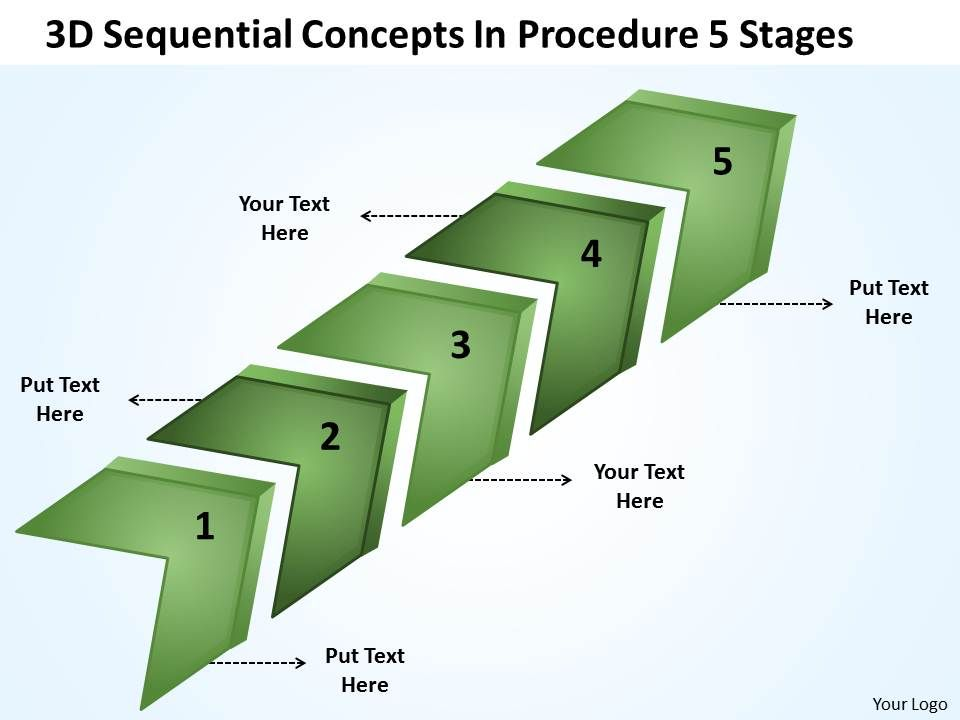 business_strategy_consulting_3d_sequential_concepts_procedure_5_stages_powerpoint_slides_0522_Slide01