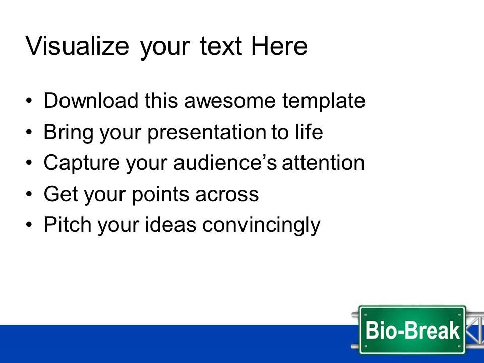 Business Strategy Implementation Powerpoint Templates Bio