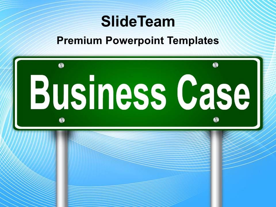 Business strategy implementation powerpoint templates case for Simple business case template powerpoint