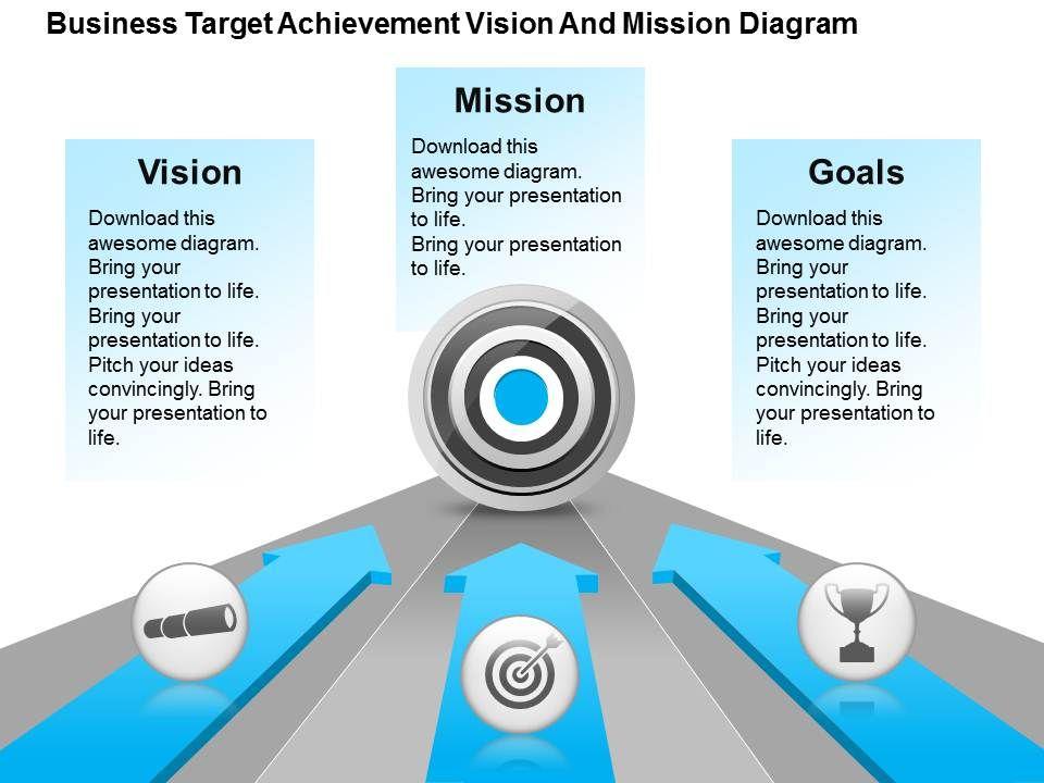 business_target_achievement_vision_and_mission_diagram_powerpoint_templates_Slide01