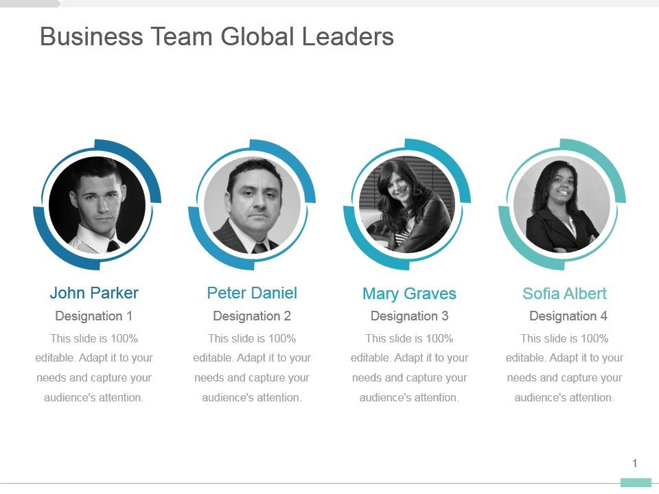Business Team Global Leaders Powerpoint Ppt Visual | PowerPoint ...