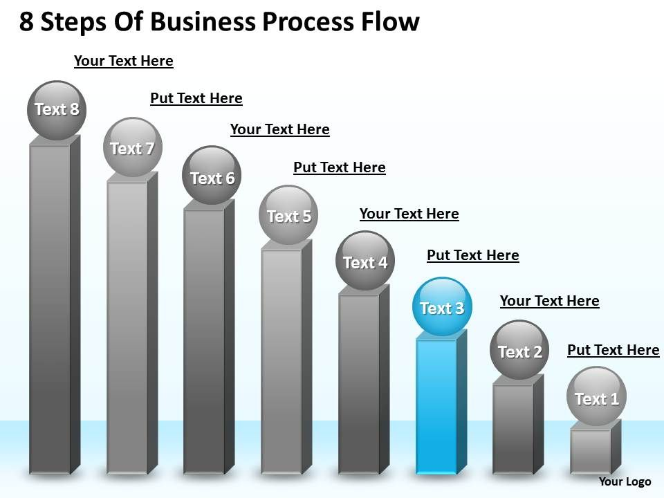 Business Use Case Diagram Example 8 Steps Of Process Flow ...