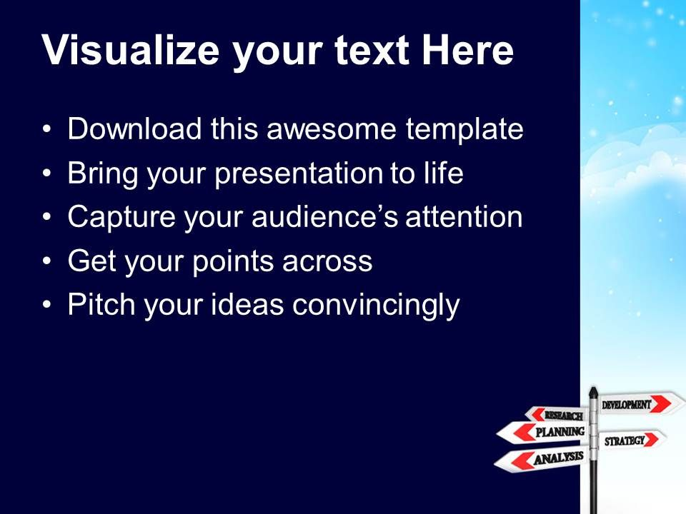 business use case presentation example planning strategy ppt, Presentation templates